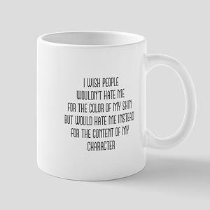 Hate My Character Mugs