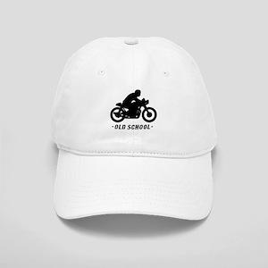 Old School Cafe Racer Cap