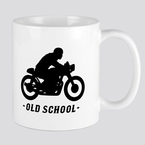 Old School Cafe Racer Mug