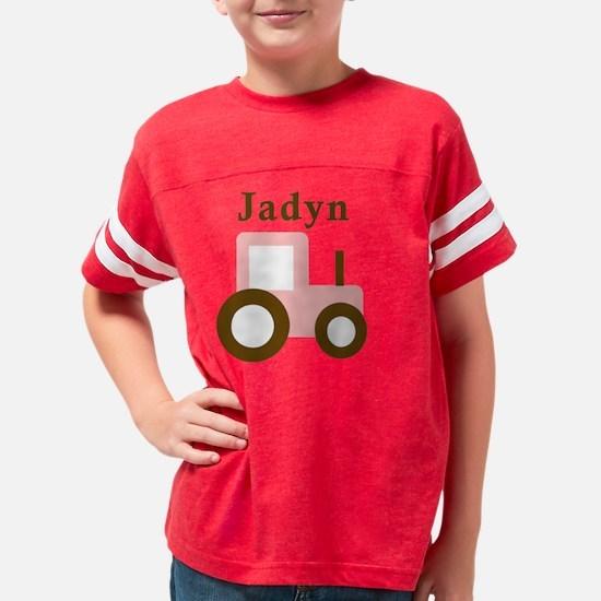 pbtjadyn Youth Football Shirt