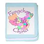 Fengcheng China baby blanket