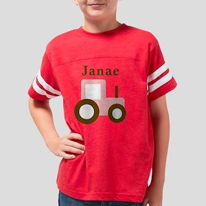 pbtjanae Youth Football Shirt
