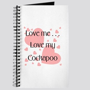 Love me...Love my Cockapoo Journal