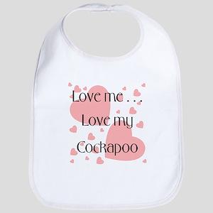 Love me...Love my Cockapoo Bib