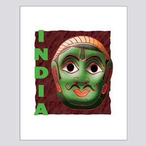 Indian Mask Small Poster