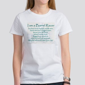 I am a Barrel Racer T-Shirt