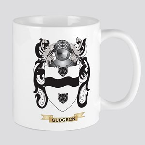 Gudgeon Coat of Arms (Family Crest) Mug