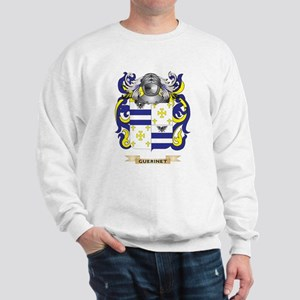 Guerinet Coat of Arms (Family Crest) Sweatshirt
