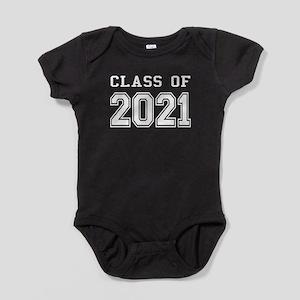 Class of 2021 (White) Baby Bodysuit