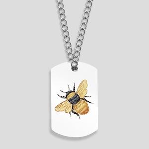 Bumblebee Dog Tags