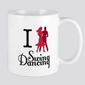 I (dance) Swing Mug