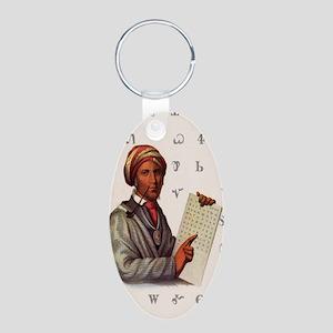 Sequoyah, The Cherokee Scholar Keychains