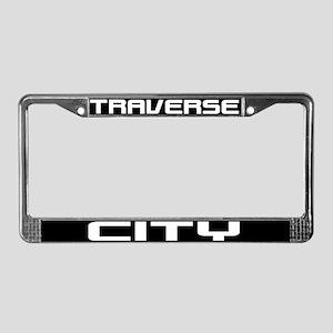 Traverse City License Plate Frame