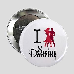 "I (dance) Swing 2.25"" Button"