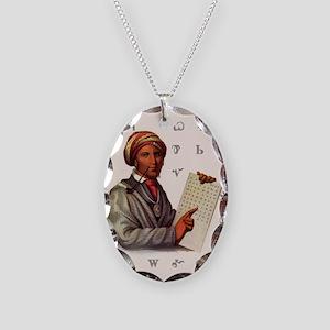 Sequoyah, The Cherokee Scholar Necklace