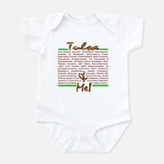 Tulsa & Me! Infant Bodysuit
