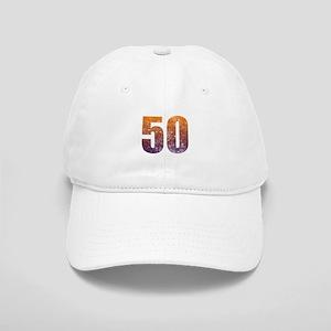 Cool 50th Birthday Cap