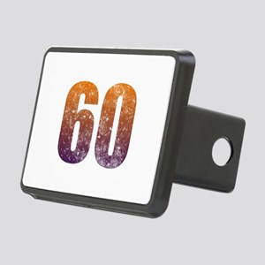 Cool 60th Birthday Rectangular Hitch Cover