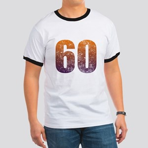Cool 60th Birthday Ringer T
