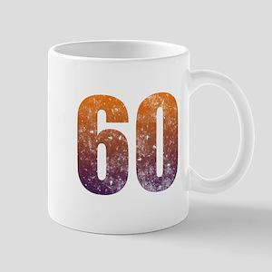 Cool 60th Birthday Mug