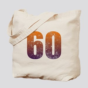 Cool 60th Birthday Tote Bag