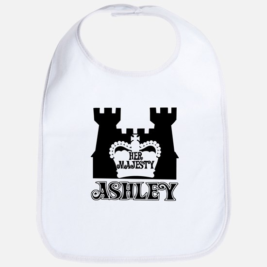 Her Majesty Ashley Bib