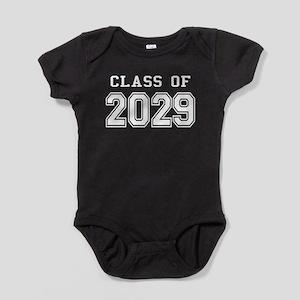 Class of 2029 (White) Baby Bodysuit