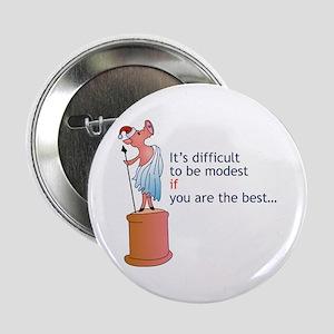 Modest Friend 2007 Button