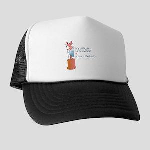 Modest Friend 2007 Trucker Hat