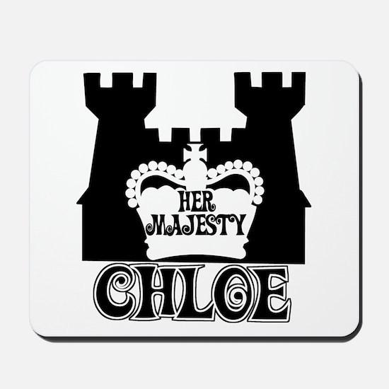 Her Majesty Chloe Mousepad