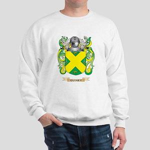 Guiney Coat of Arms (Family Crest) Sweatshirt
