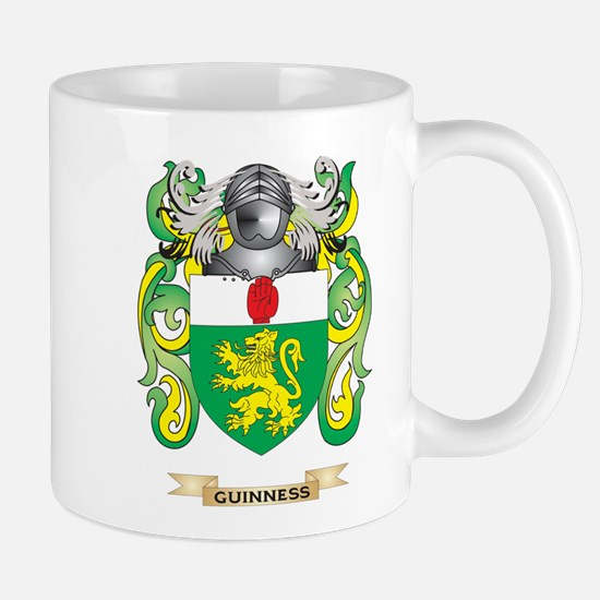 Guinness Coat of Arms (Family Crest) Mug