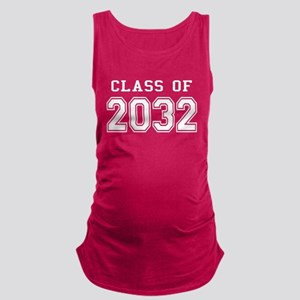 Class of 2031 (White) Maternity Tank Top