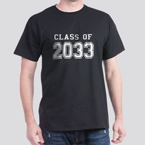 Class of 2033 (White) Dark T-Shirt