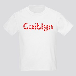 Caitlyn - Candy Cane Kids T-Shirt