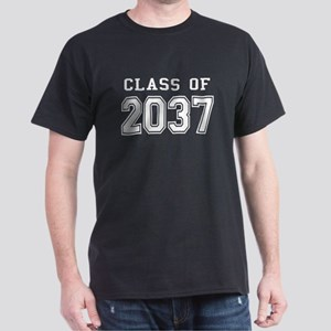 Class of 2037 (White) Dark T-Shirt