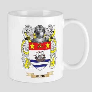 Gunn Coat of Arms (Family Crest) Mug