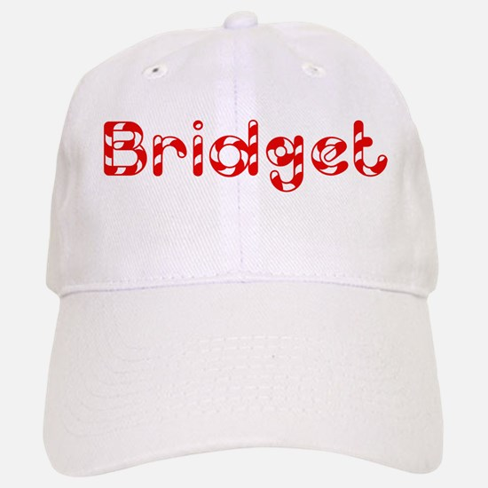 Bridget - Candy Cane Baseball Baseball Cap