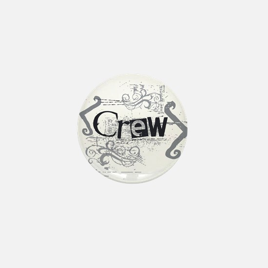 Grunge Crew Mini Button