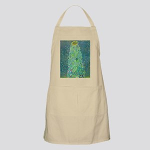 Sunflower by Gustav Klimt Apron