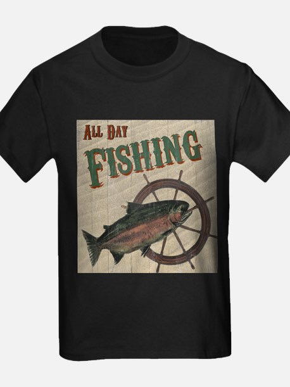 All Day Fishing T-Shirt