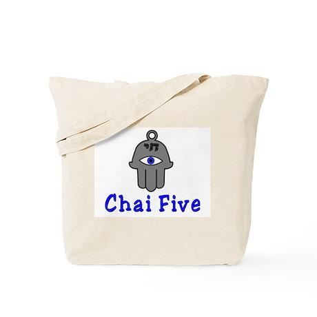 Chai five Tote Bag