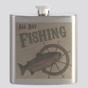 All Day Fishing Flask