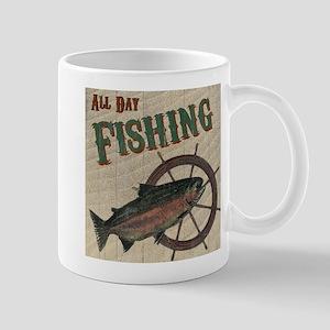 All Day Fishing Mug