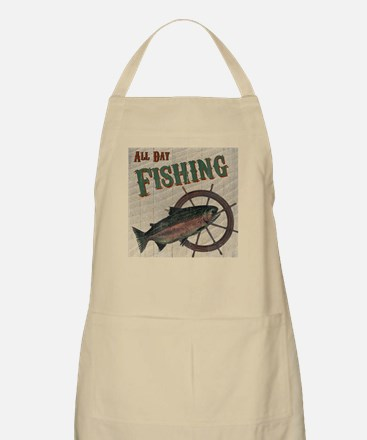 All Day Fishing Apron