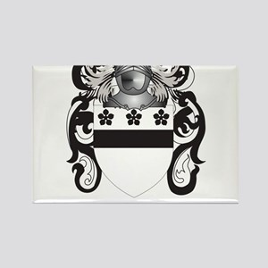 Hale Coat of Arms (Family Crest) Rectangle Magnet