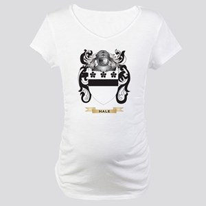 Hale Coat of Arms (Family Crest) Maternity T-Shirt