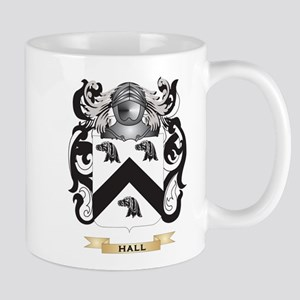 Hall-2 Coat of Arms (Family Crest) Mug