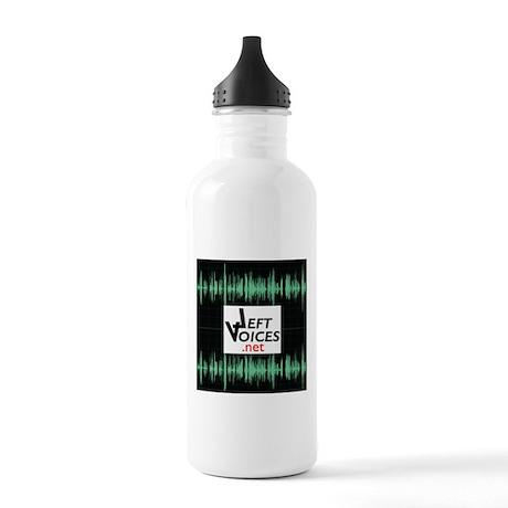 LeftVoices Water Bottle