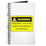 Improper Use Journal